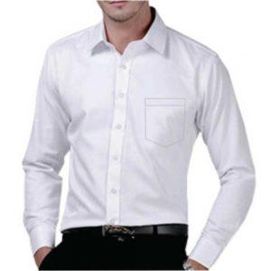 camisa clasica de hombre