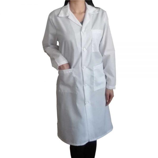 bata laboratorio de mujer