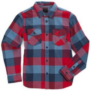 camisa escolar niño