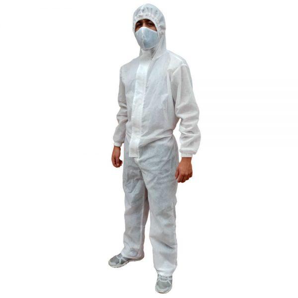 uniforme bioseguridad